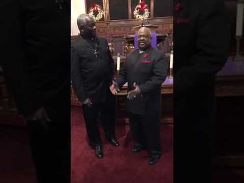 2016 Central Indiana A.M.E. Church Officer Installation & Watch Night Service