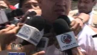 TVS Noticias.- Gobernador Javier Duarte supervisa trabajos del Tunel Sumergido, Coatzacoalcos, Ver.