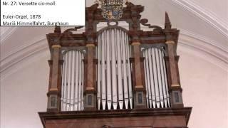 Michael Henkel: 60 Orgelstücke op. 62 / Teil 3