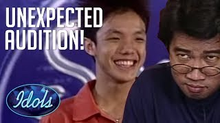 UNEXPECTED YES AUDITION Can Jeremy Khoo Sing Idols Global