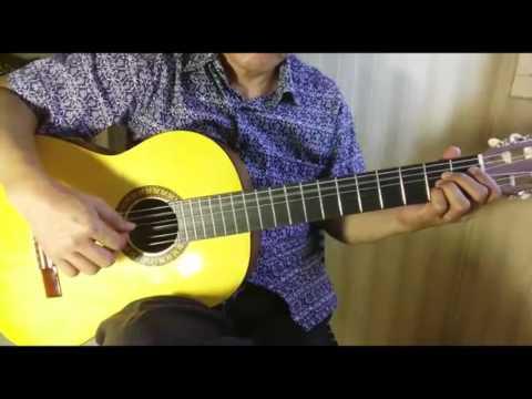 Indonesia Pusaka - Ismail Marzuki (Lagu Wajib Nasional) | Fingerstyle Cover by Ilham Andika