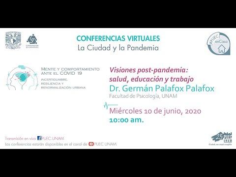Visiones post-pandemia: salud, educación y trabajo [475]