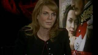 Sarah Ferguson (Duchess of York) Interview about The Young Victoria