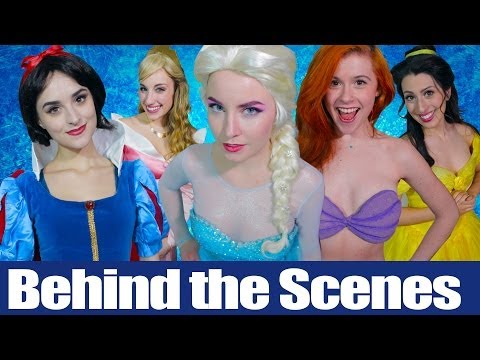 Frozen - A Musical BEHIND THE SCENES