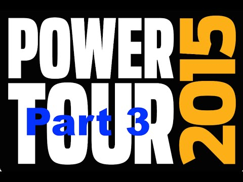 HOT ROD Power Tour 2015 with AGearHead4Life - PART 3