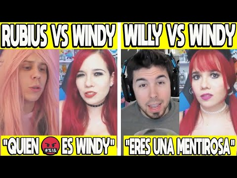 5 YOUTUBERS QUE HAN HUMILLADO A WINDY   WILLYREX VS WINDY, RUBIUS VS WINDY, LOLITO VS WINDY Y MAS!