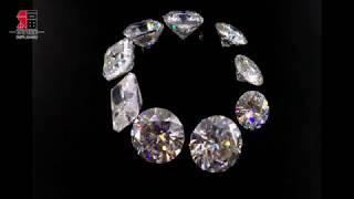 BaiFu Jewelry moissanite stones