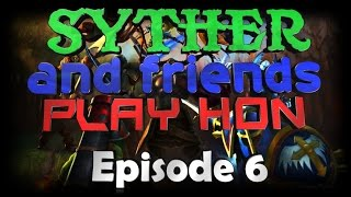 Syther and Friends Play HoN - Doombringer Frenzy