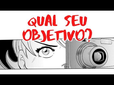 Qual seu objetivo criando quadrinhos? (+ Q&A #08)