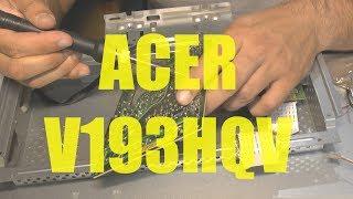Ta'mirlash Acer V193HQV monitor