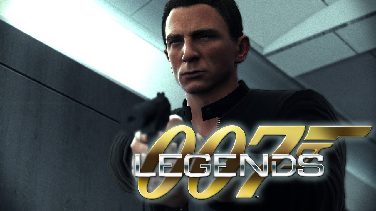 Image result for 007 legends