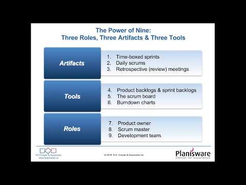 Going Agile to accelerate new product development with Dr. Robert G. Cooper