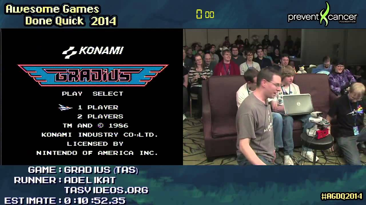 Tas Tool Assisted Speedrun Block At Awesome Games Done