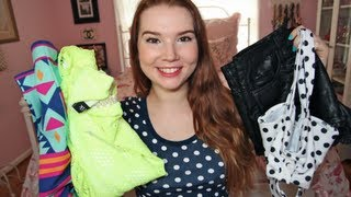 Summer Clothing Haul! American Apparel, Urban Outfitters, Fab'rik thumbnail