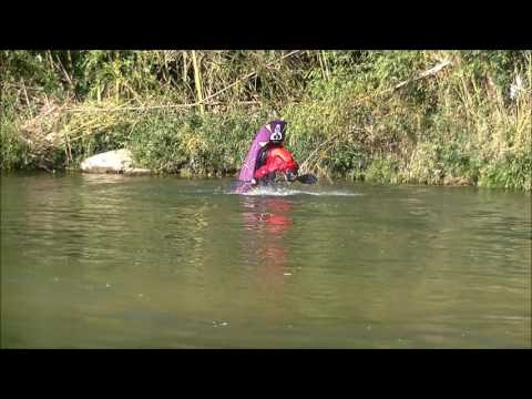 2016 7 6 HIROSHIMA still water free style kayak