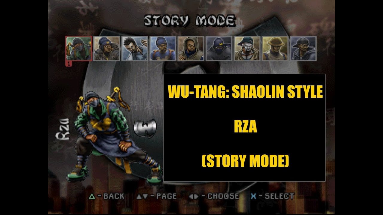 an analysis of the shaolin style wu tang Rza gave wired the dope on wu-tang's cinematic shaolin & wu tang year: 1981 1993 song time: 00:01 sample:  1 shaolin shadowboxing and the wu-tang sword style.