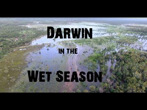 Darwin In The Wet Season 2018