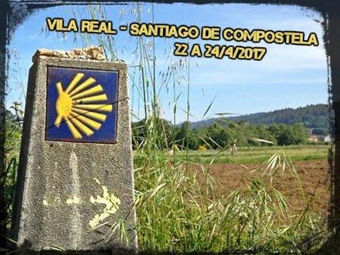 Vila Real - Santiago Compostela
