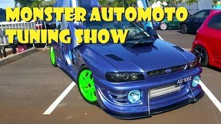 Monster Automoto Tuning Show 2018 -  Riche Terre Mall