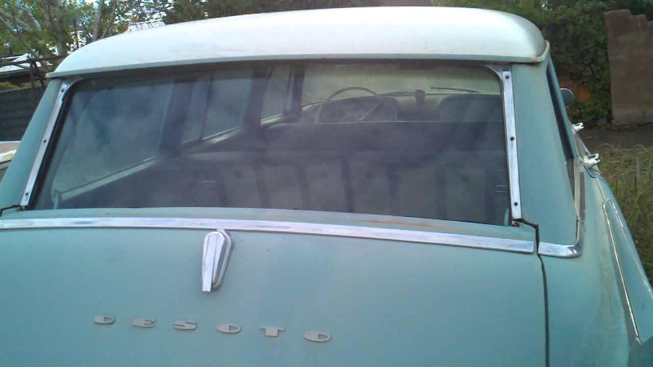 1956 desoto firedome seville 4 door hardtop 1 of 10 - 1956 Desoto Firedome Seville 4 Door Hardtop 1 Of 10 40