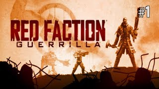 Twitch Livestream | Red Faction: Guerrilla Part 1 [PC]