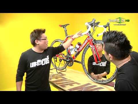เดอะ รีวิวเวอร์ : จักรยานเสือหมอบ Wilier Cento1 SR  13 มิ.ย.58 (1/3)