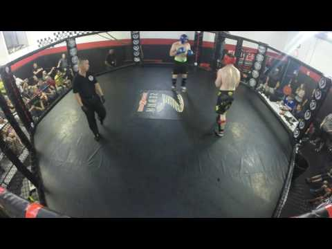 Chris Neal Kickboxing 6/17/2016