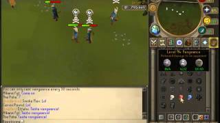 RuneCore Pking Live Commentary 2- Whip to Dragon Mace