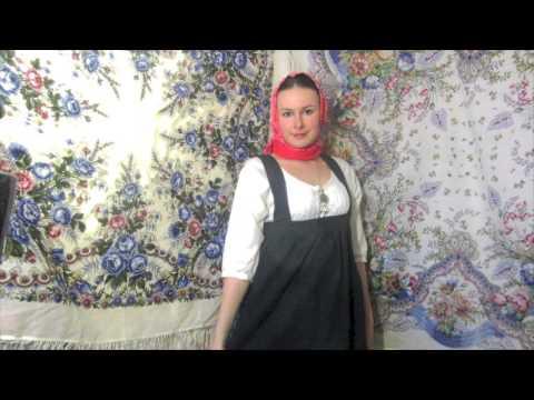 Возрождаем Россию! Русские народные головные уборы и сарафаны