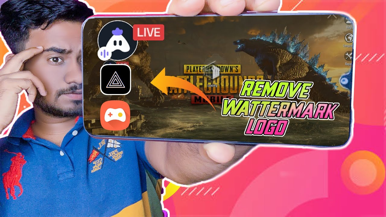 Remove Logo And Watermark From Live Streaming Apps in HINDI