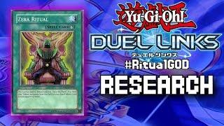 How to #RitualGod |  Yu-Gi-Oh! Duel Links R&D