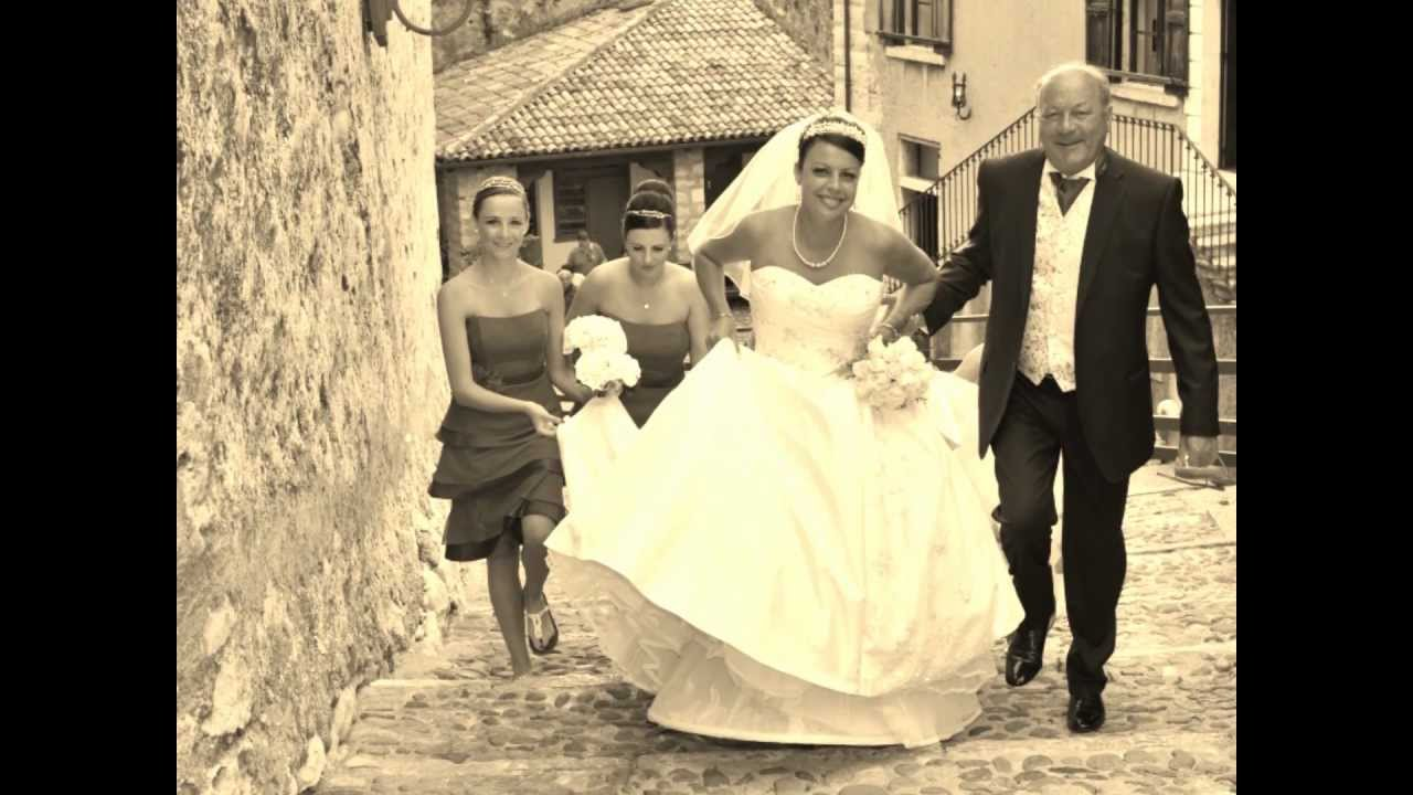 catherine and richards wedding malcesine youtube