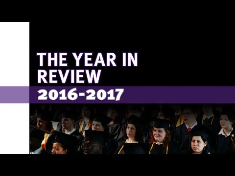 The Year in Review, 2016-2017: Montgomery College