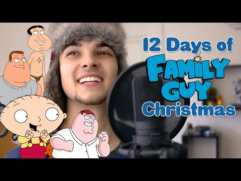 12 Days of Family Guy Christmas  Mikey Bolts