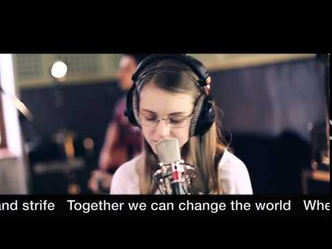 Together We Can Change the World  Words&Music by Mark Shepard  http   MarkShepardSongs