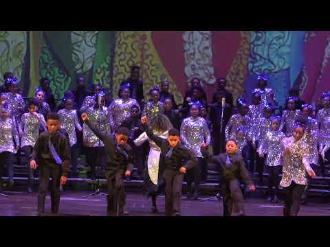 Sauk Elementary School Show Choir   2020 Rich Strong Choir Gala   February 11th, 2020