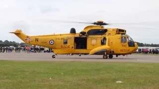 Royal Air Force Westland Seaking