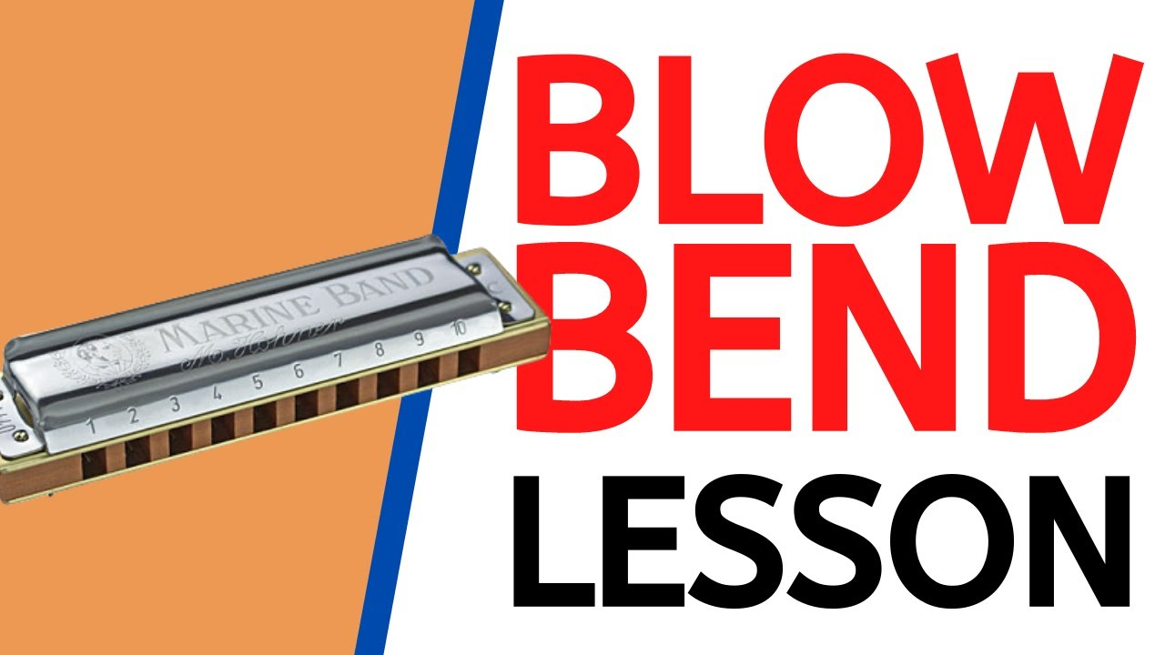 Download How to play harmonica blow bends
