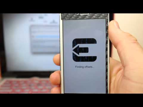 JAILBREAK UNTETHERED iOS 6, 6.0.1 6.1 (EXPERTOS) Bonus Error (iPhone 5)