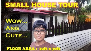 SMALL HOUSE TOUR | BADZ MARANAN