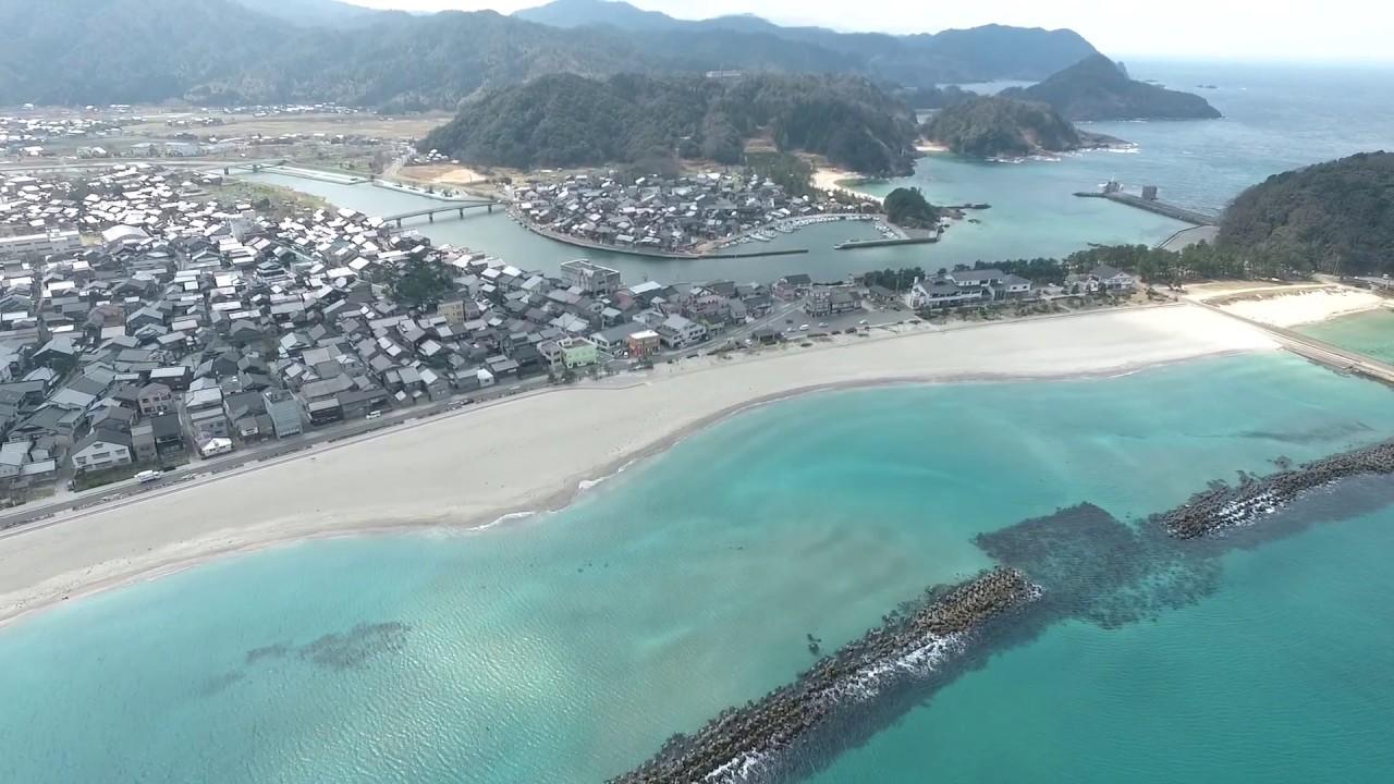 兵庫 竹野浜海水浴場 日本の渚10...