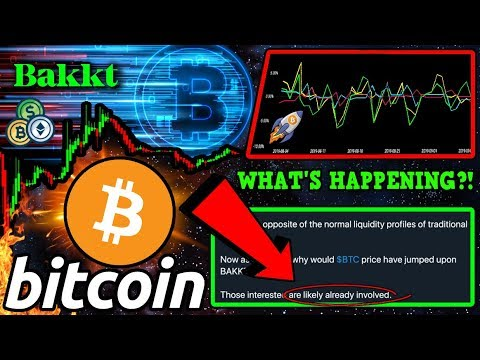 Bakkt BITCOIN Futures Launch FAIL? What's REALLY Going On?! Calm Before the Storm…?