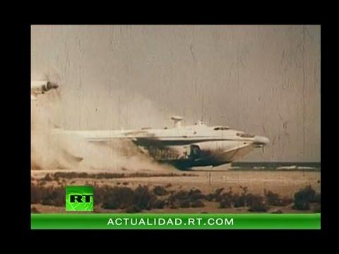 El monstruo del Mar Caspio - Documental de RT