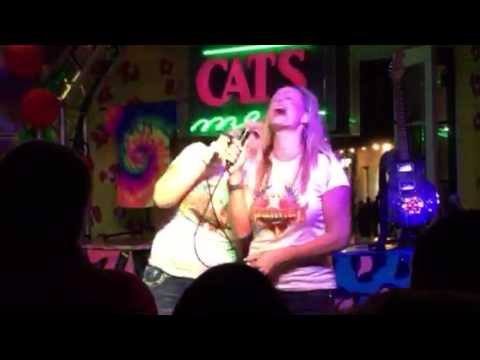 Journey -Karaoke- at The Cats Meow on Bourbon St
