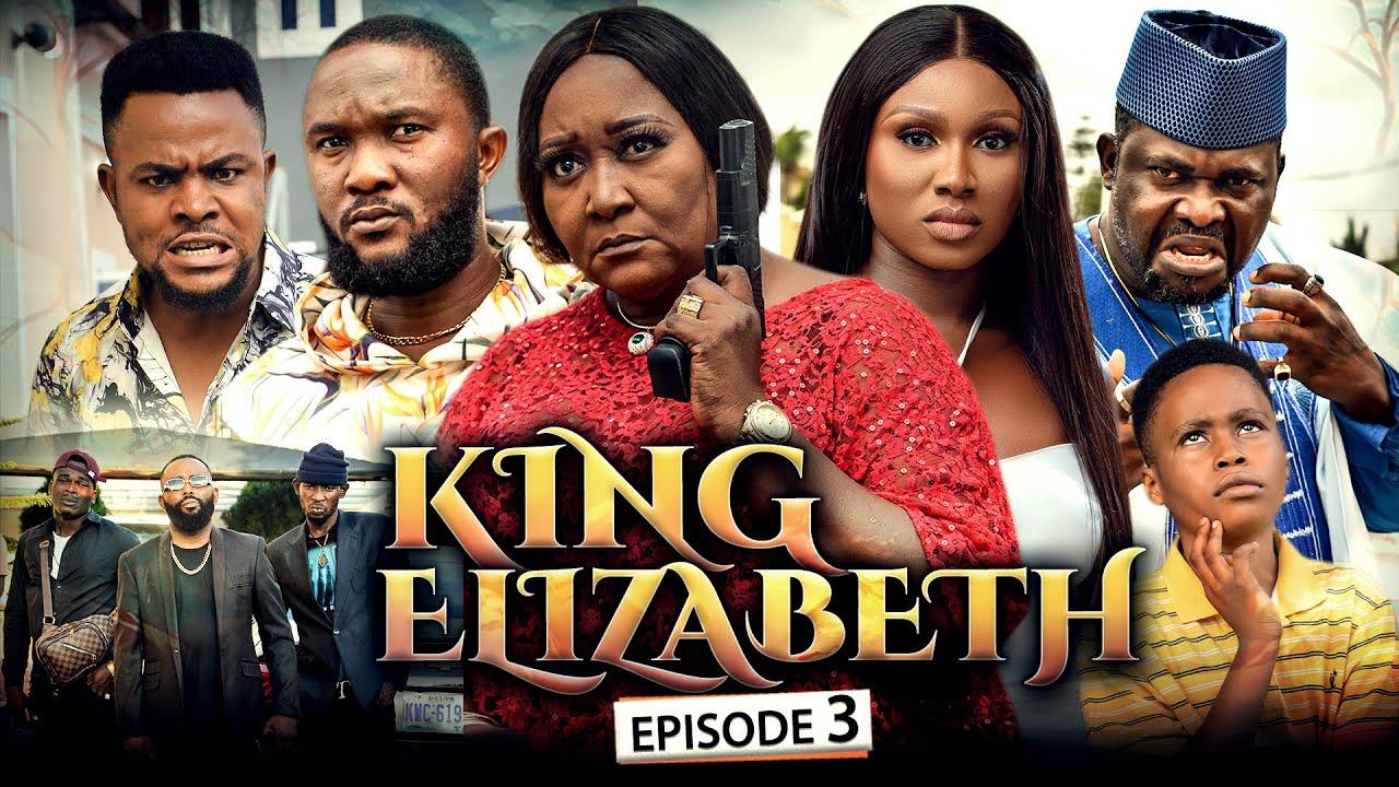 Download KING ELIZABETH 3 (New Movie) Sonia Uche/Ebele Okaro/Rhema Isaac 2021 Latest Nigerian Nollywood Movie