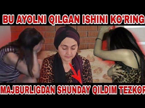 Download TEZKOR VIDEO BU AYOLNI QILGAN ISHINI KURING ERI YUQLIGIDAN. FOYDALANIB BU DAXSHAT😱