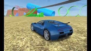 Madalin Stunt Cars 2 Game Level 1 Walkthrough