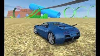 Madalin Stunt Cars 2 Game Level 1 Walkthrough