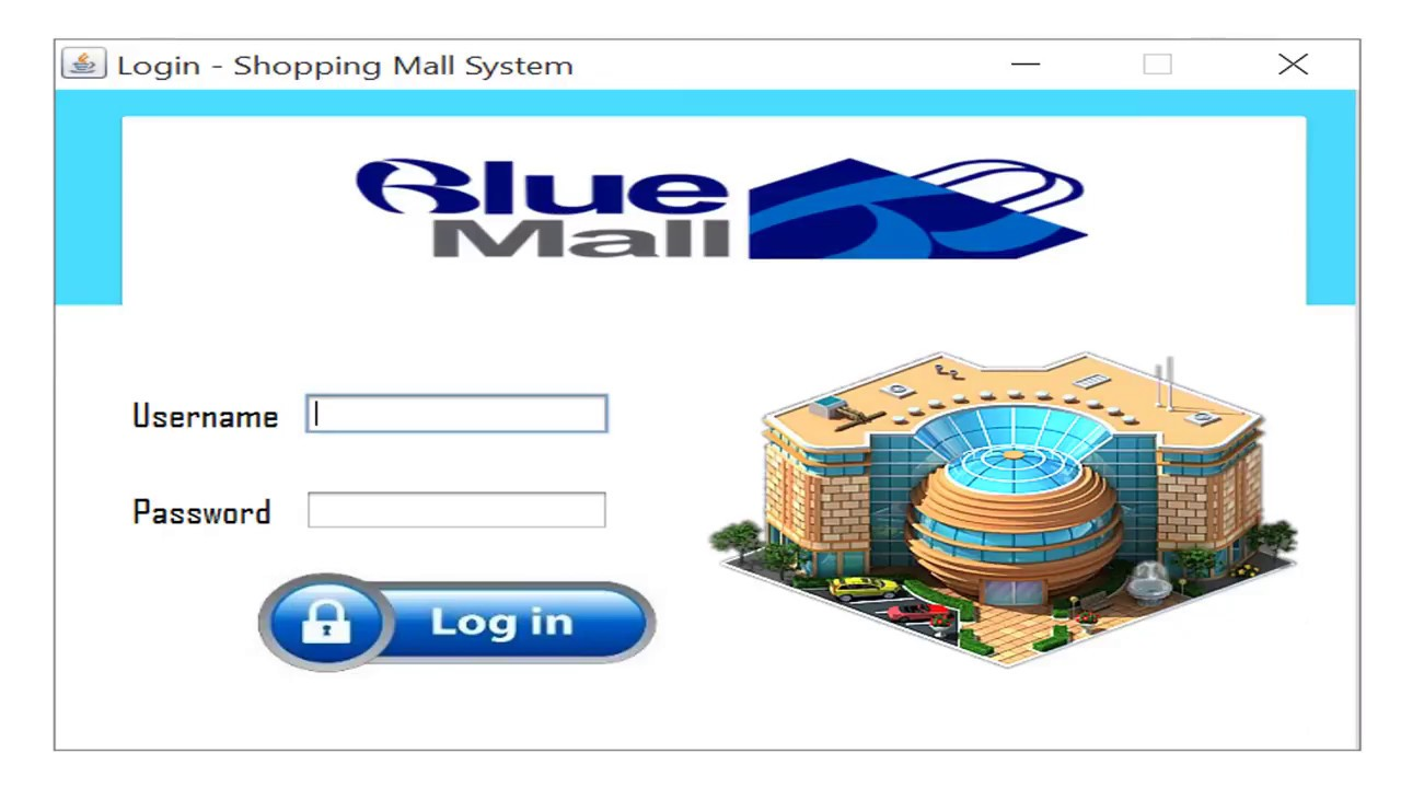 Shopping Mall Management System - CBSE ip Project for Class 12 (Java  Netbeans and MySql)