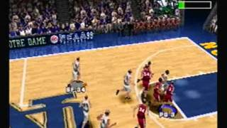 NCAA March Madness 99 - Washington State vs. Notre Dame